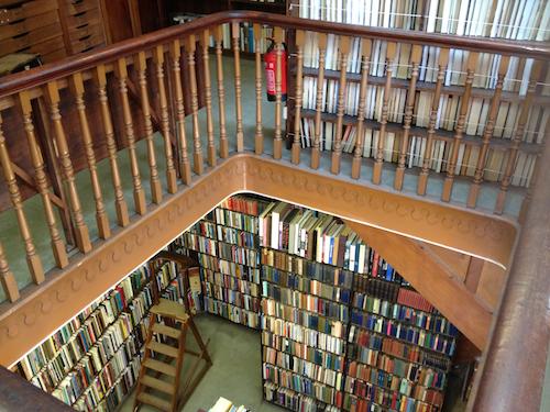 Hall's-bookshop
