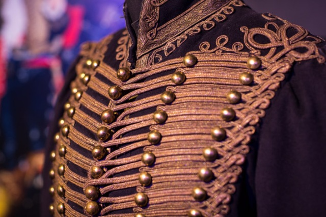 Detail – Adam Ant's Hussar Jacket